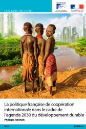 La politique française de coopération internationale dans le cadre de l'agenda 2030 du développement durable