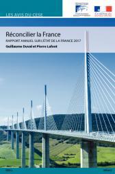 Rapport annuel sur l'état de la France Réconcilier la France