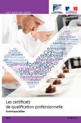 Les certificats de qualification professionnelle