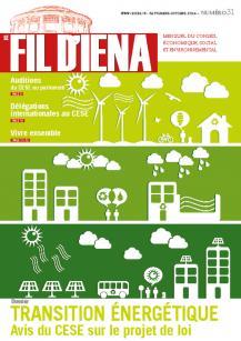 Transition énergétique, l'avis du CESE sur le projet de loi