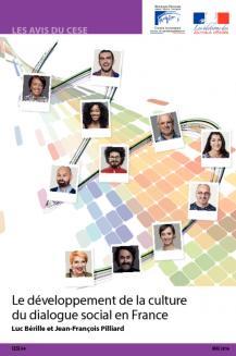 Le développement de la culture du dialogue social en France
