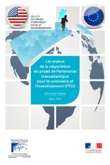 Les enjeux de la négociation du projet de partenariat transatlantique pour le commerce et l'investissement