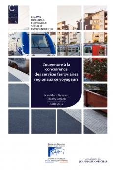 L'ouverture à la concurrence des services ferroviaires régionaux de voyageurs