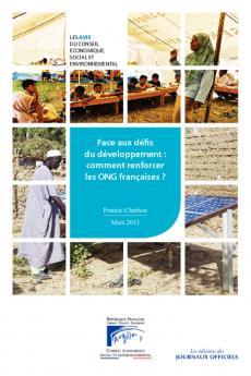 Face aux défis du développement : comment renforcer les ONG françaises ?