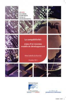 La compétitivité : enjeu d'un nouveau modèle de développement