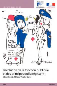 L'évolution de la fonction publique et des principes qui la régissent