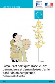 Parcours et politiques d'accueil des demandeur.euse.s d'asile dans l'Union européenne