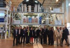 Pôle de compétitivité : une délégation de la section des activités économiques en déplacement à Saint-Nazaire et Nantes