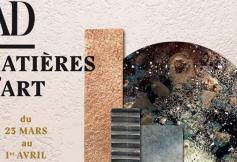 AD Matières d'art, une exposition qui célèbre les métiers de la décoration