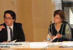 Compte rendu de la réunion de la délégation à l'Outre Mer du mardi 11 juin 2013