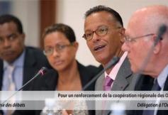 Compte-rendu de la réunion de la délégation à l'Outre-mer du mardi 08 Novembre 2011