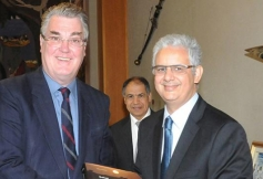 Coopération réaffirmée entre les conseils français et marocain