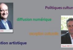 Politiques culturelles, création artistique, exception culturelle ...