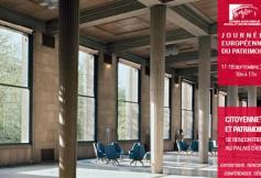 Rendez-vous les 17 et 18 septembre au CESE pour les Journées européennes du patrimoine