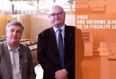 Pour une réforme globale de la fiscalité locale : le CESE a adopté l'avis