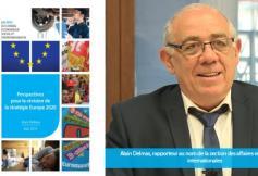 """""""Perspectives pour la révision de la stratégie Europe 2020"""": les recommandations du CESE"""