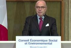 Discours du Premier Ministre Bernard CAZENEUVE au CESE