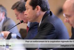 Compte-rendu de la réunion de la délégation à l'Outre-mer du mardi 22 Novembre 2011