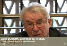 Audition de Bruno DURIEUX