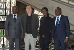 Accueil d'une délégation du CESEC de Côte d'Ivoire