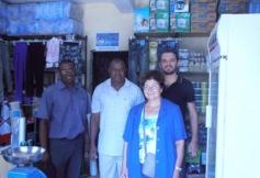 """Mme Crosemarie, rapporteure de l'avis """"La microfinance dans les Outre-mer"""" et vice-présidente de la délégation à l'Outre-mer du CESE, en mission à Mayotte et à La Réunion"""