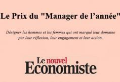 """6 décembre - Prix du """"Manager de l'année 2011"""""""