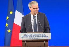 Discours du Président du CESE, Patrick Bernasconi - 12 juillet 2017
