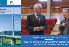 Le CESE a rendu son rapport annuel sur l'état de la France