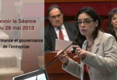 Revoir la séance du 28 mai 2013 : Performance et gouvernance de l'entreprise