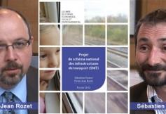 Le CESE adopte un avis sur le projet de schéma national des infrastructures de transport
