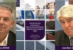 Vote de l'avis sur l'ouverture à la concurrence des services ferroviaires régionaux de voyageurs (SRV)