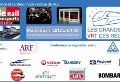 Grands Prix des Régions - 3 avril 2012