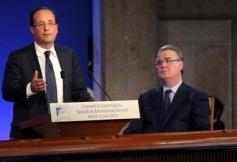 La visite en images du Président de la République au CESE le 12 juin