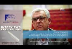 Questions à Pascal TERRASSE (APF) - Francophonie