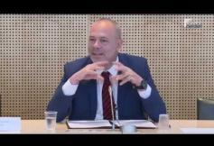 Audition de Benoît CALMELS (UNCCAS) - Combattre l'isolement social