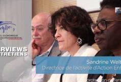 Questions à  Sandrine WELTMAN (Action enfance) - protection de l'enfance