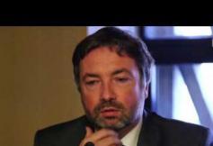 Audition d'Arnaud LEROY sur la politique européenne de transport maritime