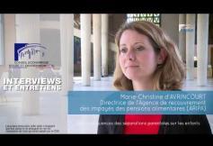Questions à Marie-Christine d'AVRINCOURT (ARIPA) - conséquences séparations sur enfants