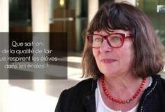 Questions à Andrée Buchmann (Qualité de l'air intérieur) - santé scolaire