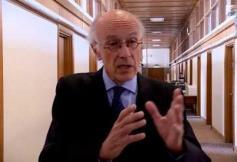 Questions à Bernard GAZIER (Université Paris 1) - travail indépendant