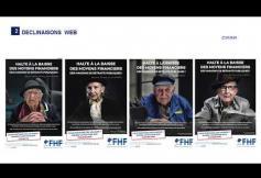 Audition de Mmes LELIEVRE et LACOUR-CANDIARD (FHF) - Prise en charge des personnes âgées