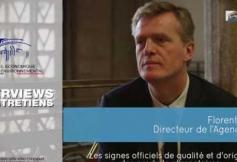 Questions à Florent GUHL, Directeur de l'Agence Bio - qualité produits alimentaires