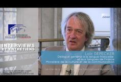Questions à Loïc DEPECKER - Francophonie