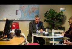 Rencontre au CADA France Terre d'Asile - politiques accueil demandeurs d'asile - cese