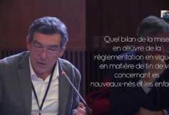 Questions à Pierre CANOUÏ (Hôpital Necker) - Fin de vie