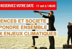Sciences et société : répondre ensemble aux enjeux climatiques