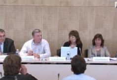 Table ronde EEDD avec les acteurs territoriaux, collectivités locales et associations
