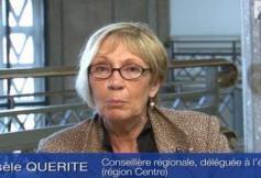 Audition de Mme Gisèle QUERITE, Conseillère régionale (région Centre)