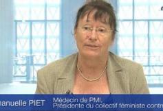 Audition de Emmanuelle PIET (collectif féministe contre le viol) et Muriel SALMONA (mémoire traumatique et victimologie)