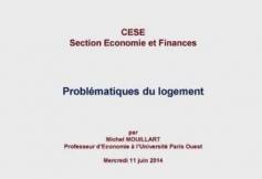 Audition de M. Michel Mouillard (Professeur d'économie)